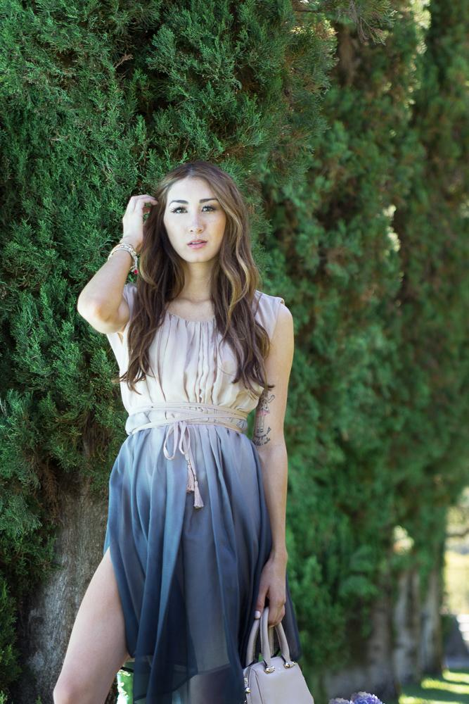 Sweet Dreamer Alyssa Nicole Ombre Dress 2