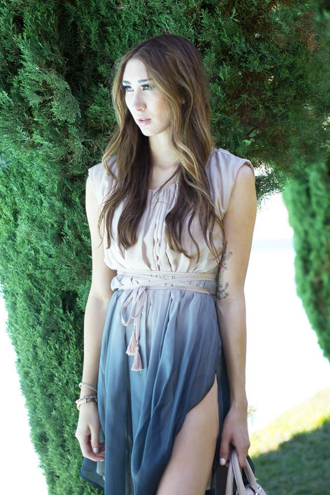 Sweet Dreamer Alyssa Nicole Ombre Dress 3