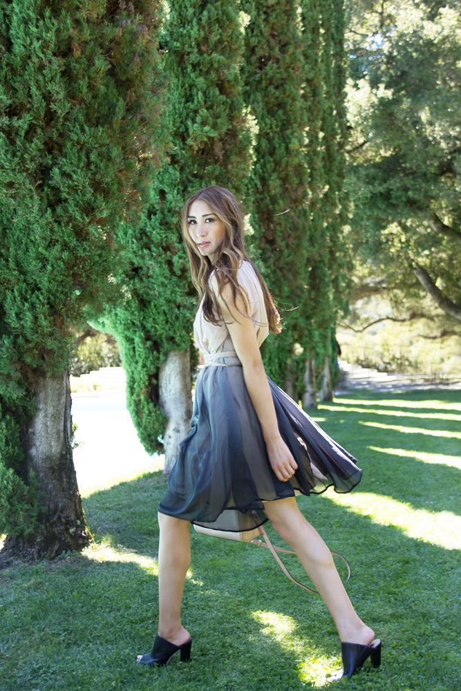 Sweet Dreamer Alyssa Nicole Ombre Dress 5