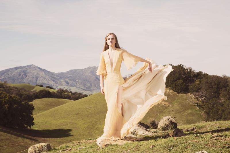 ALYSSA NICOLE SPRING 2016 'SERENITY' LOOKBOOK