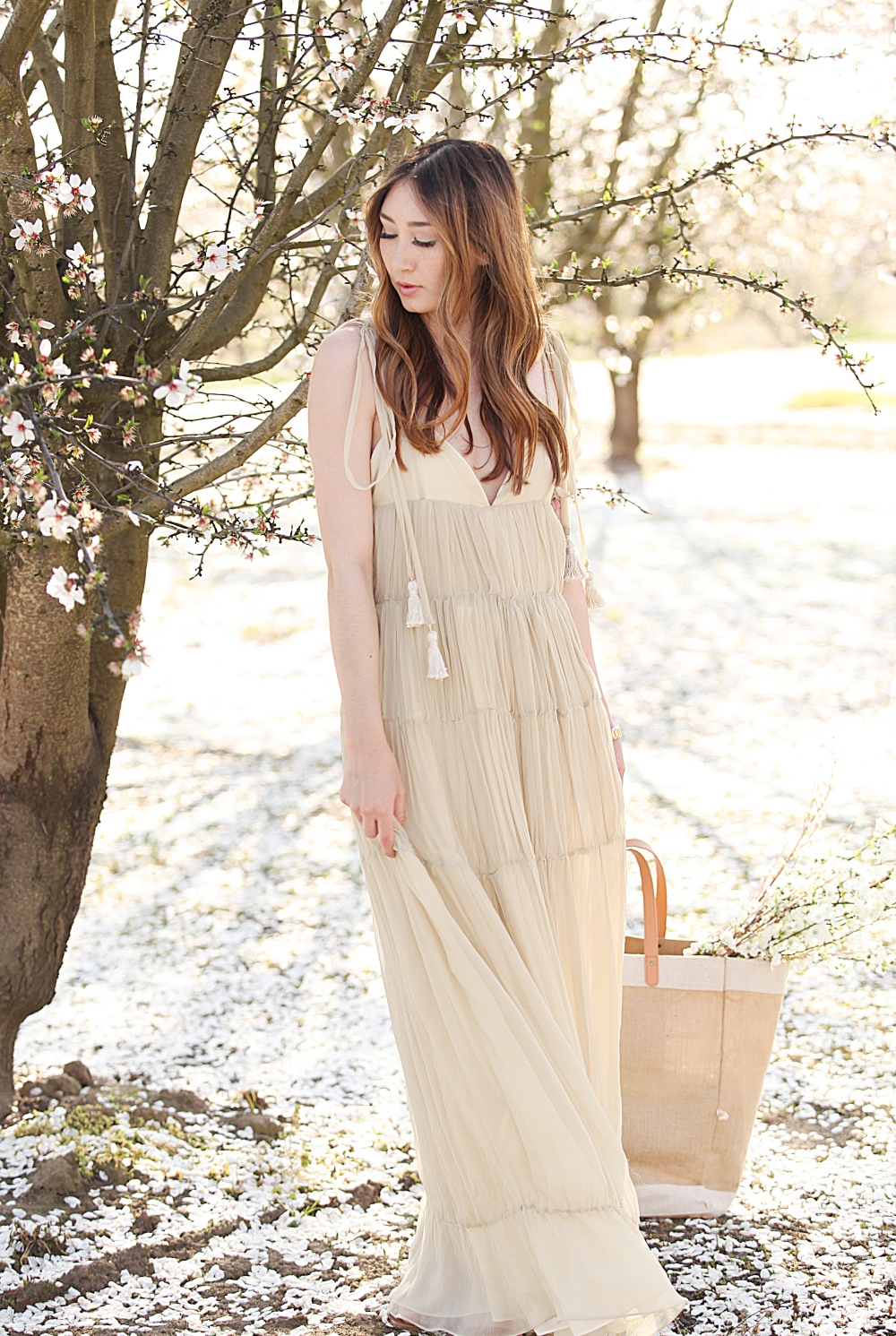Heavenly Creature Alyssa Nicole Silk Gown 2