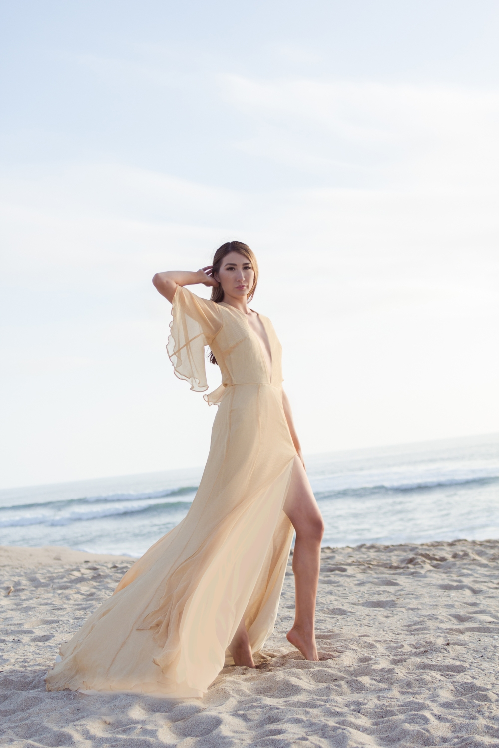 Of the Sea Half Moon Bay Alyssa Nicole Silk Gown3.jpg