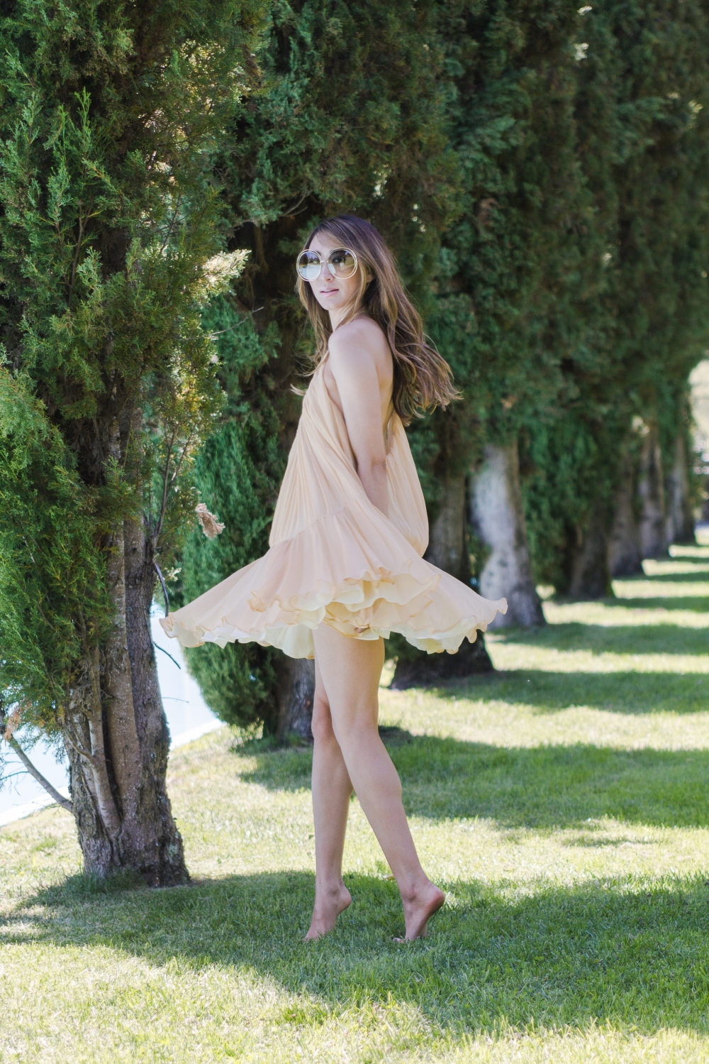 Summer Glow Alyssa Nicole Sophia Dress 1