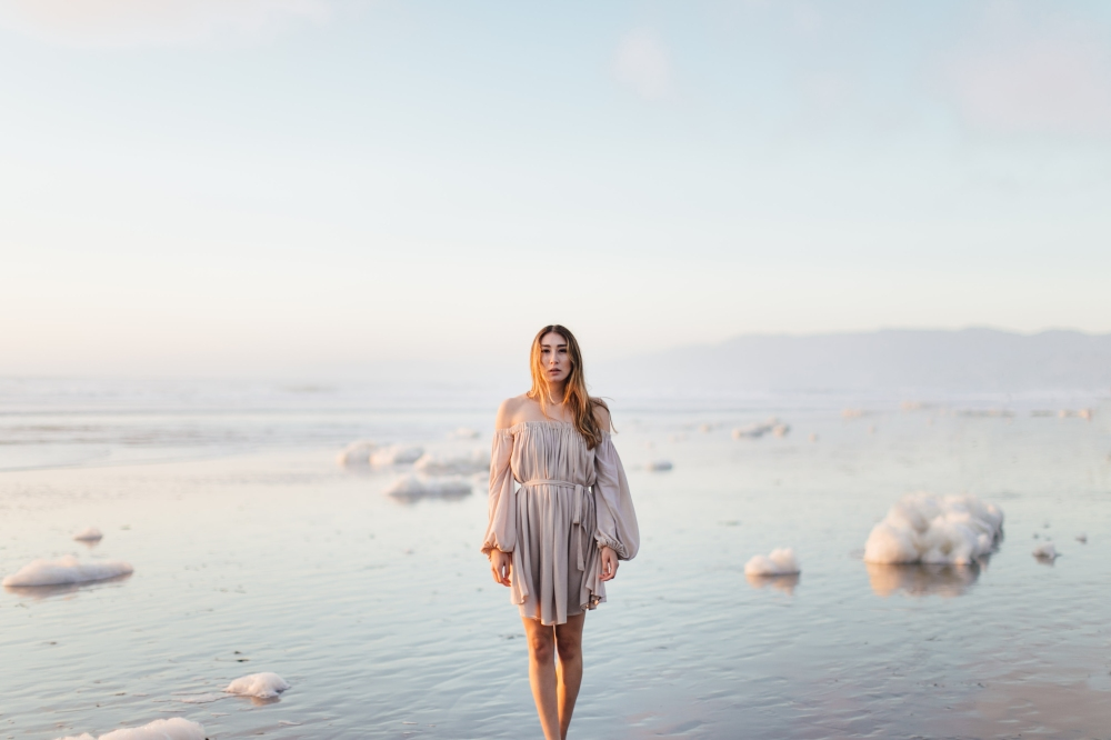 clouded-alyssa-nicole-hannah-dress-ocean-beach-4
