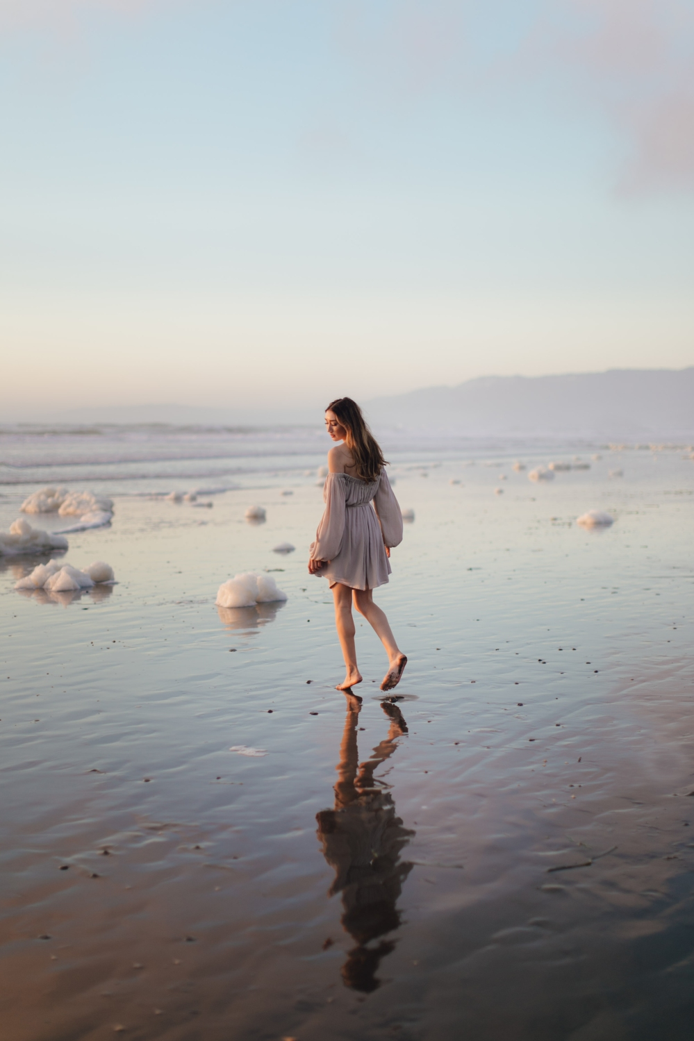 clouded-alyssa-nicole-hannah-dress-ocean-beach-5