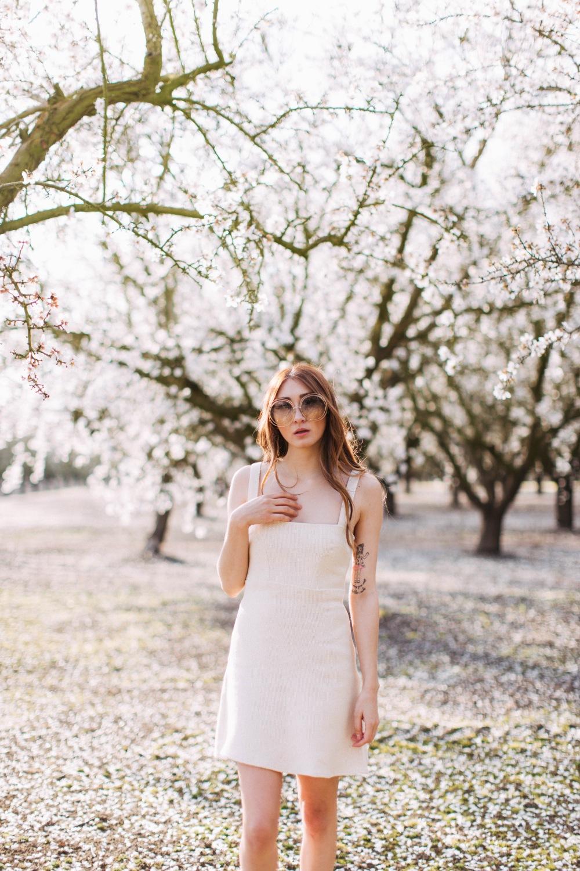 Floral Flourish Alyssa Nicole Mila Dress 2