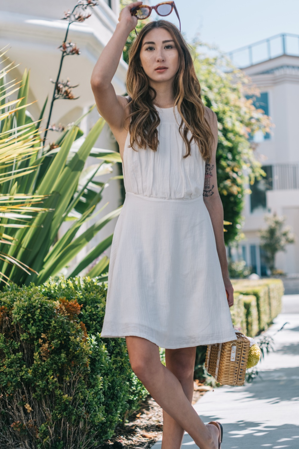 Just Peachy Alyssa Nicole Claire Dress San Francisco Marina District 11