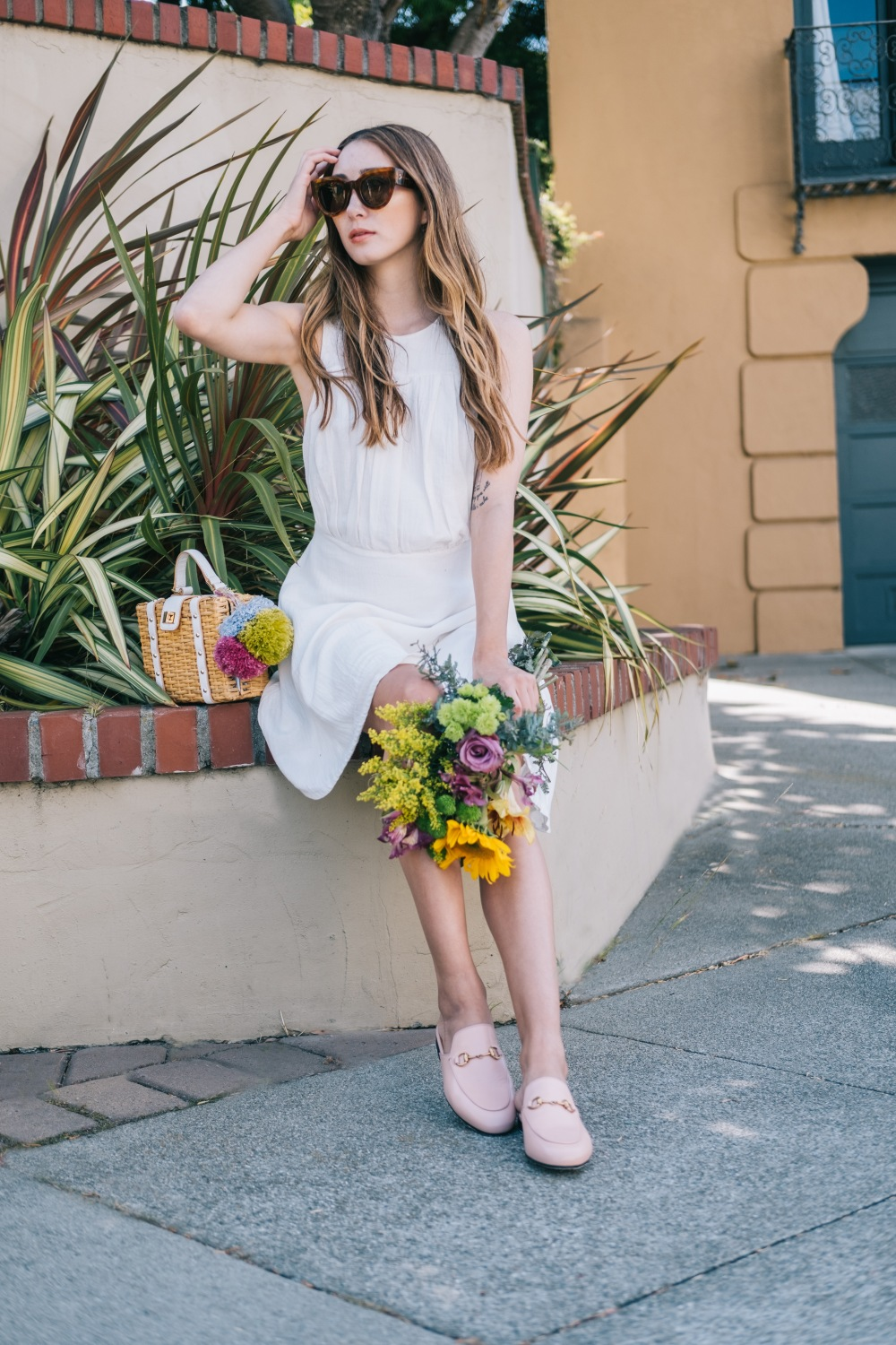 Just Peachy Alyssa Nicole Claire Dress San Francisco Marina District 5
