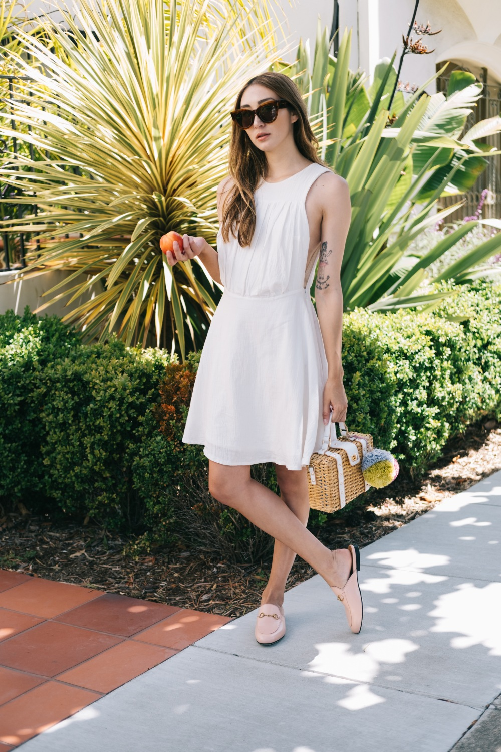 Just Peachy Alyssa Nicole Claire Dress San Francisco Marina District 7