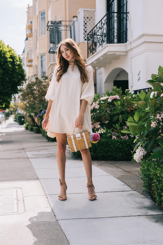 Summer in San Francisco Alyssa Nicole Haley Dress 1209