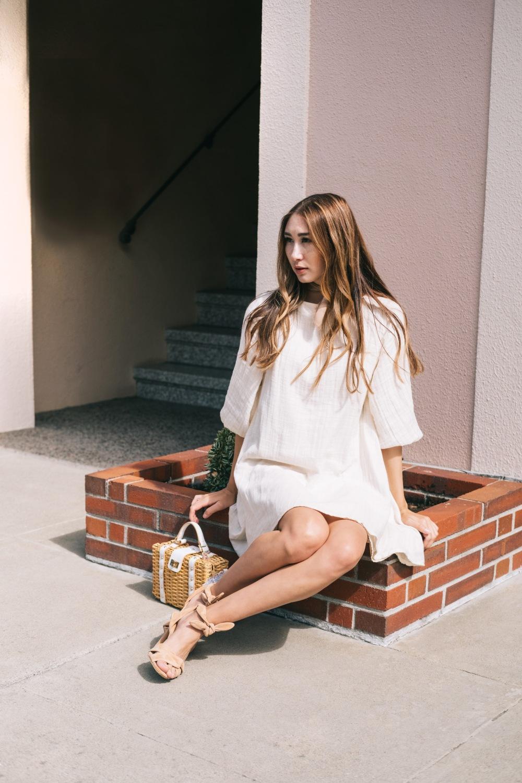 Summer in San Francisco Alyssa Nicole Haley Dress 1316