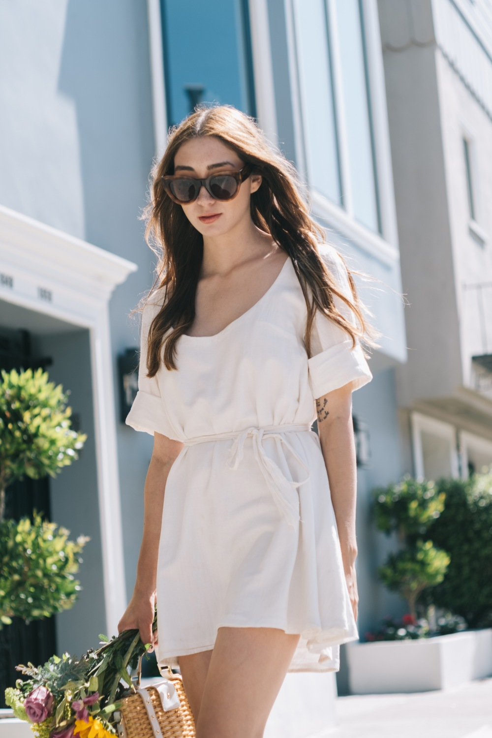 White Heat Alyssa Nicole Kylie Dress San Francisco Marina District1559