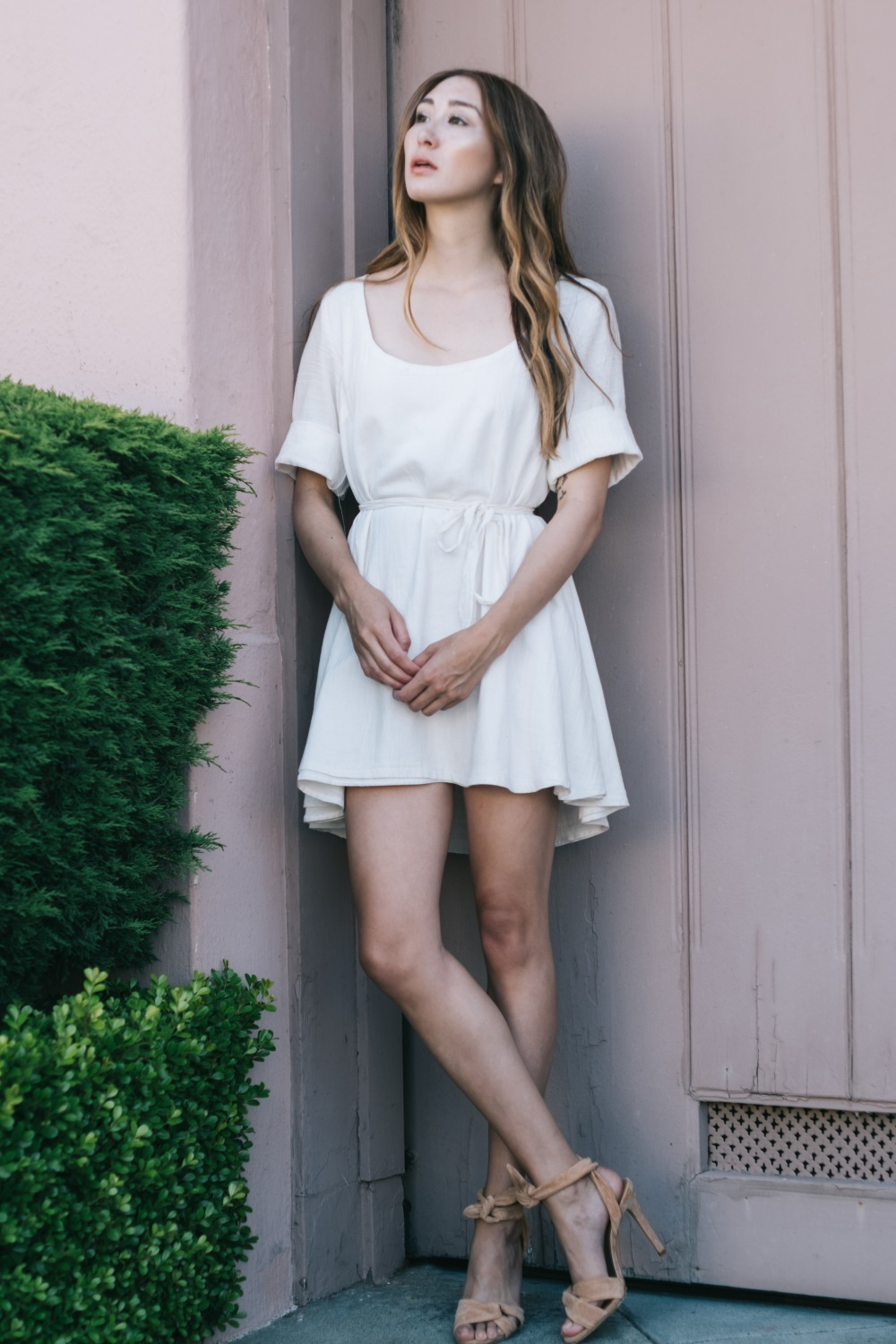 White Heat Alyssa Nicole Kylie Dress San Francisco Marina District1618