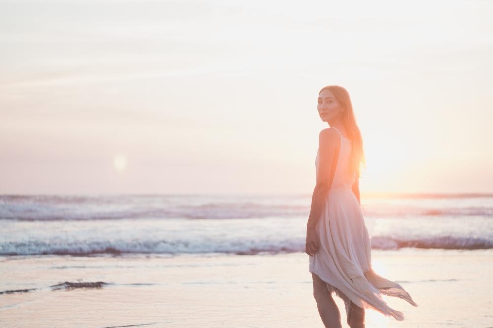 Float On Alyssa Nicole Karlie Dress San Francisco Ocean Beach 4
