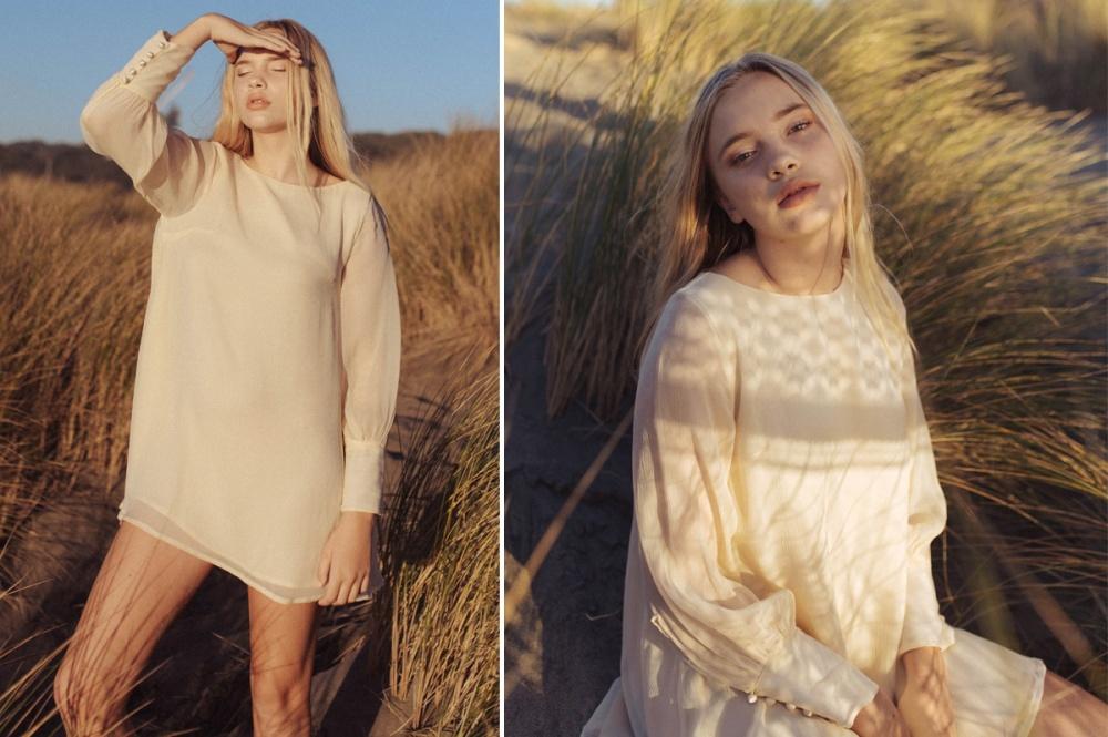 Alyssa Nicole Fall 2017 Collection Lookbook 16