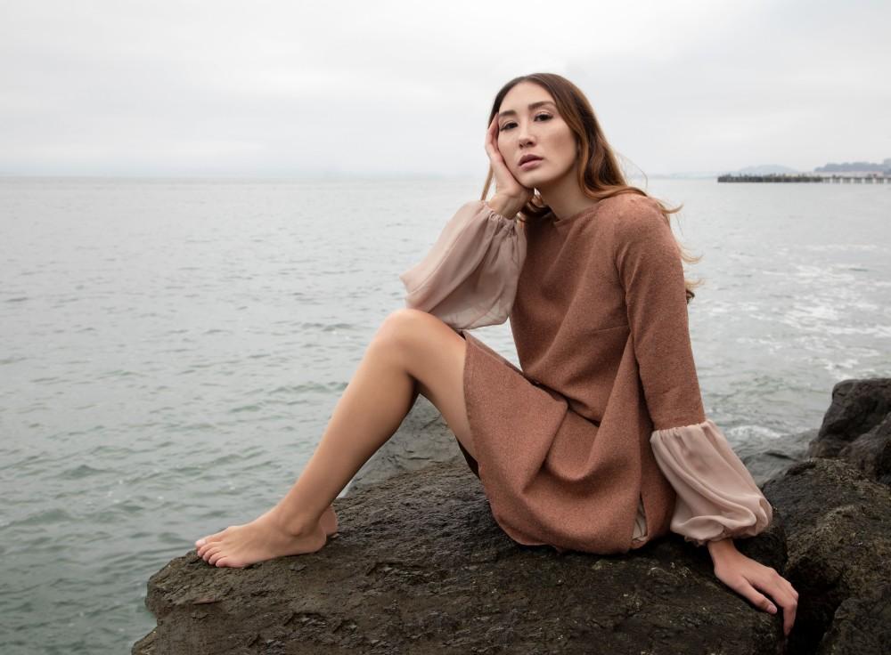 Alyssa Nicole Sienna Dress Fall 2018 1