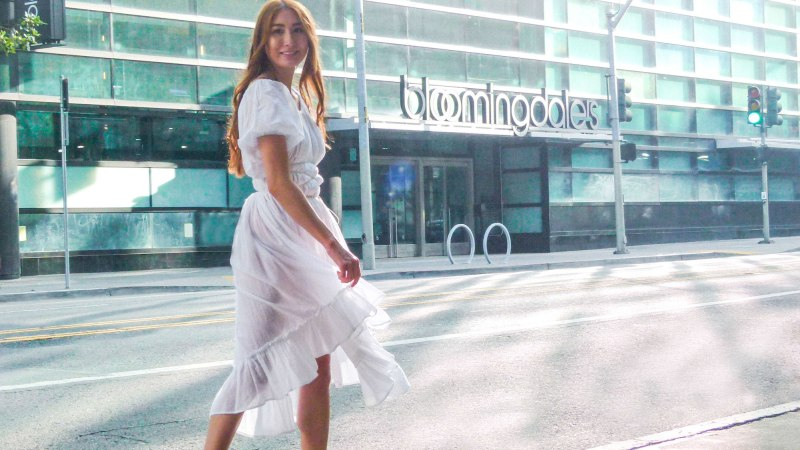 ALYSSA NICOLE ATELIER AT BLOOMINGDALE'S MACY'S FASHION INCUBATOR
